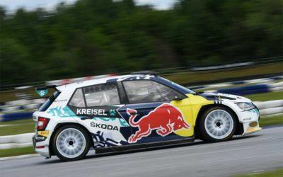 Homologado el Skoda Fabia Rally2 Evo eléctrico