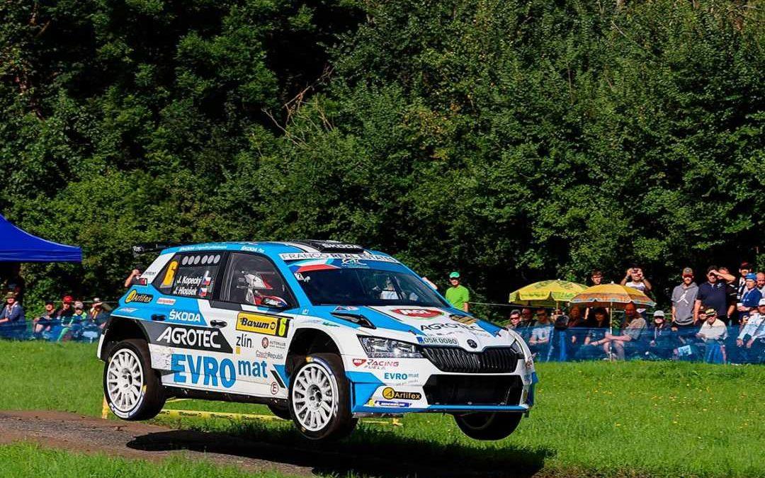 50 Rally Barum, victoria de Jan Kopecky