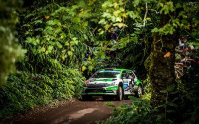 Andreas Mikkelsen gana el 55 Azores Rallye