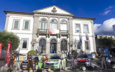 Andreas Mikkelsen gana el Rally Serras de Fafe del ERC